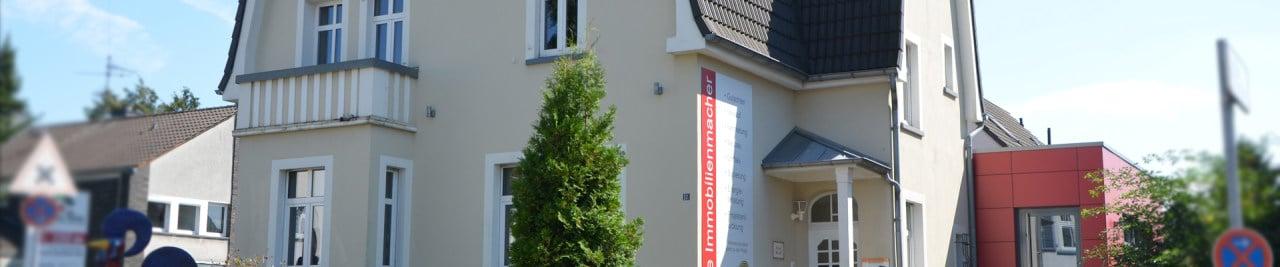 Gebäude Boes Immobilien