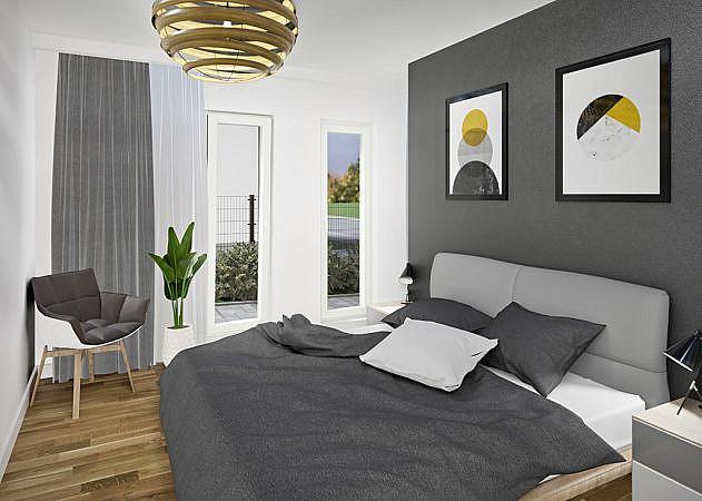 Bachstraße - Schlafzimmer