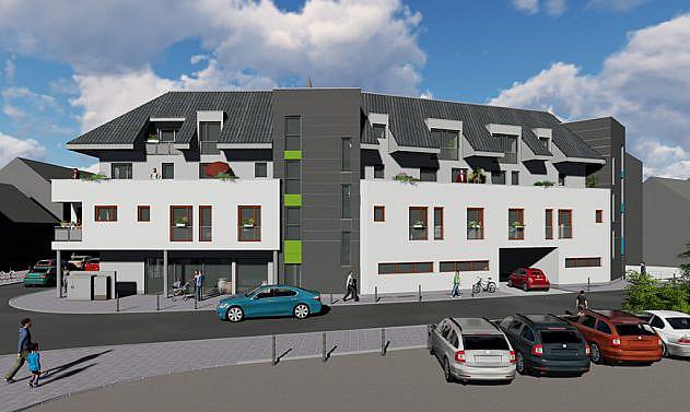 St. Martinus Quartier - Ansicht Klosterstraße 2
