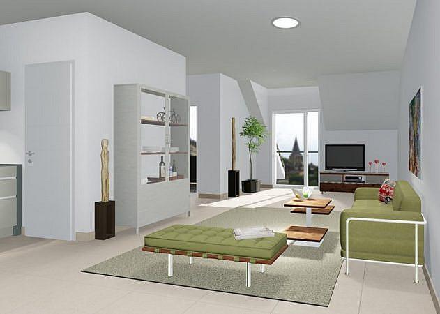 St. Martinus Quartier Wohnbeispiel - Wohnung 13
