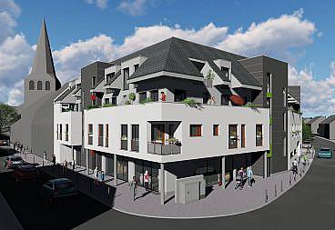 St. Martinus Quartier Kaiserstraße/Klosterstraße