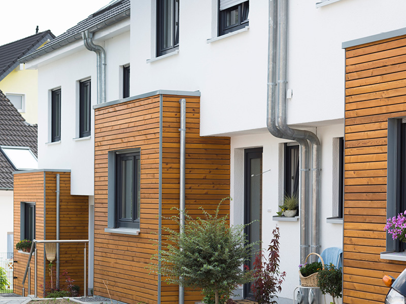 8 Reihenhäuser | Alter Mühlenweg, Leichlingen