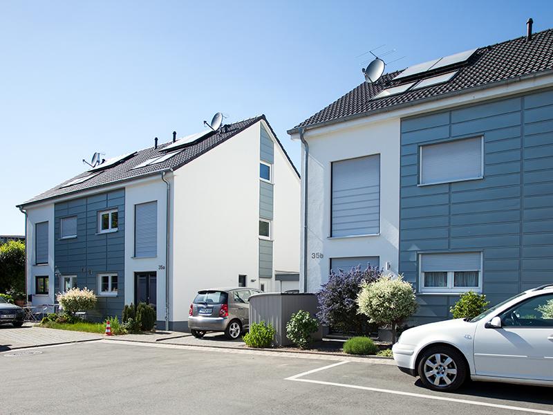 4 Doppelhaushälften | Alter Mühlenweg, Leichlingen