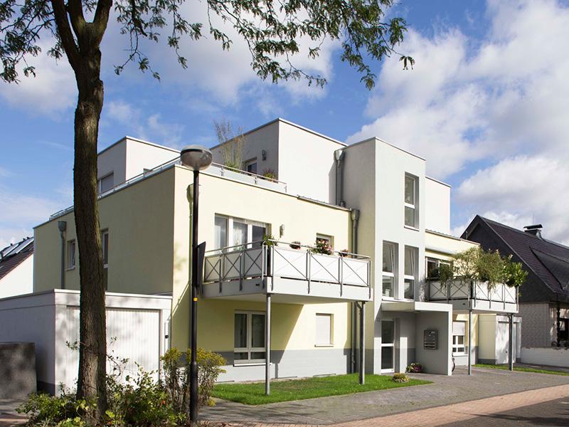5 Eigentumswohnungen | Annastraße, Langenfeld