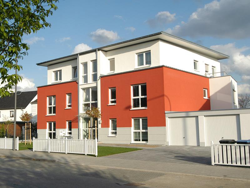 7 Eigentumswohnungen | Eichenfeldstraße, Langenfeld