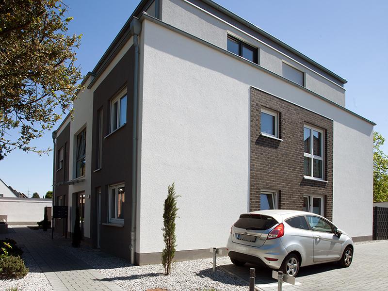 6 Eigentumswohnungen | Grünewaldstraße, Langenfeld