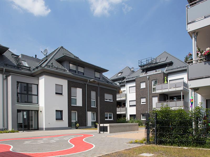 38 Eigentumswohnungen | Hans-Holbein-Straße, Langenfeld