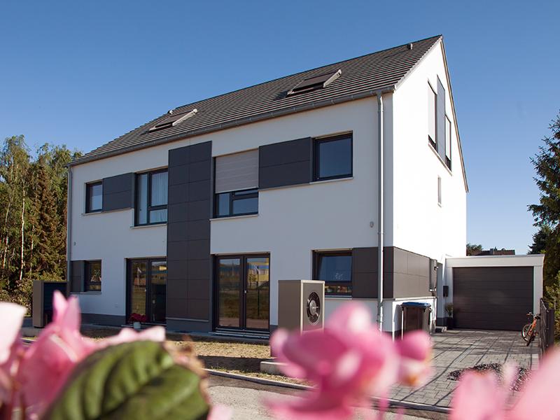 2 Doppelhaushälften | Am Weiher, Langenfeld